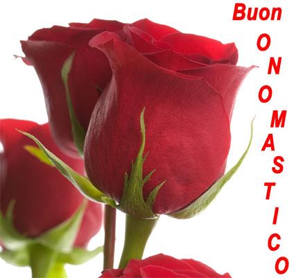 Popolare Consegna fiori domicilio onomastico DEDICARE FRASI PER ONOMASTICO  GB18