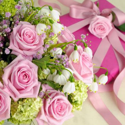 Popolare Consegna fiori per compleanno, FRASI E INVIO FIORI PER COMPLEANNO PB74