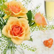 Fiori 50 Anni Matrimonio.Invio Fiori Per Anniversario Di Matrimonio Nozze D Argento Nozze D